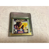 007 O Mundo Não É O Bastante (game Boy Color, 2001)