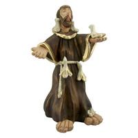 Imagem São Francisco De Assis - Estatueta Religiosa