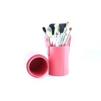 Pinceis De Maquiagem Profissional Kit 12pcs | Donachique