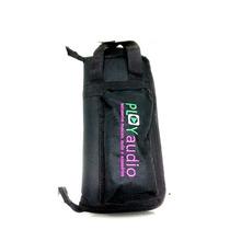Bag Baquetas Luxo Playaudio Brinde Par De Bqtas Frete Grátis