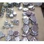 Kit Frisador Em Aluminio Para Flor Em E.v.a - 15 Peças