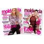 Kit Com 2 Revistas Molde & Cia - Costura - Alfaiataria E +