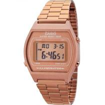 Relogio Casio B640 Wc-5ad Cronômetro Timer Alarme Wr-50 M C