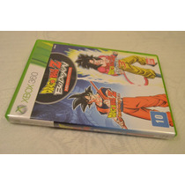 Dragon Ball Z Budokai Hd Collection - Original - Xbox 360