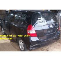 Setor Direção Hidraulico Honda Fit Lx 06/07 (na Troca)
