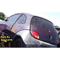 Motor Limpador Do Parabrisa Ford Ká 97/98 (na Troca)