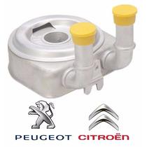 Radiador Resfriador Oleo Motor 307 407 Picasso C4 2.0 16v