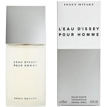 Perfume Issey Miyake Pour Homme 200 Ml - Original E Lacrado