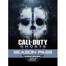 Season Pass Call Of Duty: Ghosts - Ps3 Psn