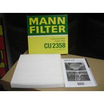 Filtro Cabine (ar Cond.) Honda Cr-v 2.0 05/11 - Mann Cu2358