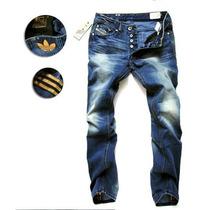 Promoção!! Calça Jeans Adidas Masculina - Infanto-juvenil!!