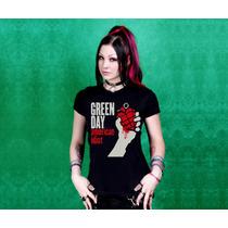 Babylook Green Day