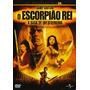 Dvd, O Escorpião Rei, A Saga De Um Guerreiro - Randy Couture