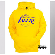 Blusa Los Angeles Lakers La Kobe Bryant Jaqueta Moletom