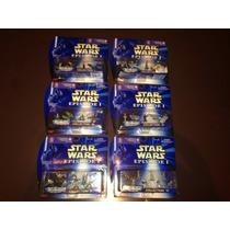 Micro Machines Star Wars Episode 1 - Coleção Completa! 6 Cxs