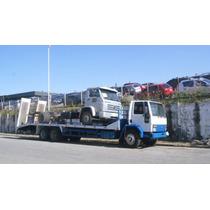 Caminhão Ford Cargo 1617 3-eixos - Ano 1999