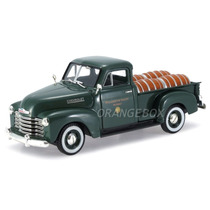 Chevrolet 1950 Pickup Truck C/ Barris Signature 32391-verde