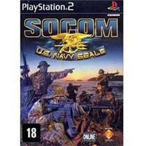 Game Ps2 Socom: U.s. Navy Seals Compre Ja