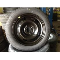 Pneu 185/60/15 Goodyear Nct-5 Com Roda Citroën R$420,00