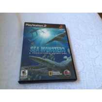 Sea Monsters A Prehistoric Adventure(playstation 2, 2008)