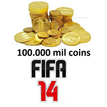 100.000 Fifa 14 - Coins Ps3 - Ultimate Team