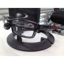Oculos Oakley Crosslink Ox8027-0653 Grey Smoke 2 Astes