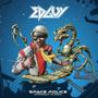 Cd Edguy - Space Police Defender Of The Crown - (cd Duplo)