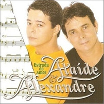 Cd Ataide E Alexandre - Estrada Do Amor (2001)