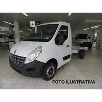 Renault Master Chassi 2.3 2016 0km