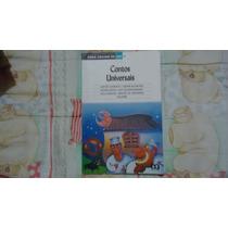 Livro Contos Universais - Semi Novo