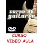 Guitarra! Aulas De Guitarra Em 2 Dvds! Pague Mercado Pago