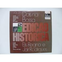 Lp Elis Regina & Jair Rodrigues - Dois Na Bossa Vol.2