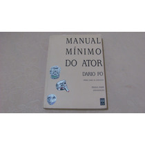 Manual Minimo Do Ator Dario Fo Free Gratis