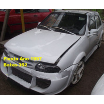 Tampa Do Porta Malas Ford Fiesta 97/98