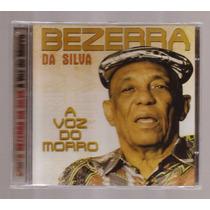 Bezerra Da Silva Cd A Voz Do Morro Novo, Original E Lacrado