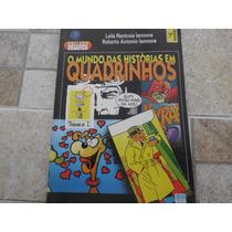 Livro O Mundo Das Histórias Em Quadrinhos