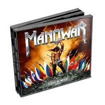 Manowar-kings Of Metal Mmxiv (silver Edition Import Europa