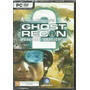 Jogo - Game - Pc Dvd Tom Clancys Ghost Recon 2 - Original