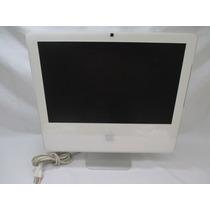 Computador Apple Imac 17 512 Memoria - Defeito Na Tela