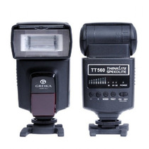 Flash Godox/greika Tt 560 Speedlite
