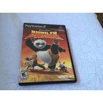 Kung Fu Panda (sony Playstation 2, 2008) Completo