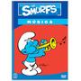 Dvd Os Smurfs Música Frete Grátis