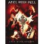 Dvd Axel Rudi Pell: Live Over Europe =import= Novo Lacrado