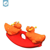Brinquedo Infantil Playground Parquinho Gangorra Cao Bebe St