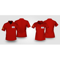 Camisa Pollo C/ Bordados