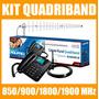 Kit Celular Aquário Ca-4000 Desbloqueado Quadriband + Antena