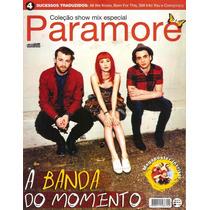 Revista Pôster Paramore Novíssima = Gigante 52cm X 81cm! Wow