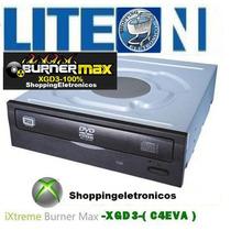 Gravador Philips-lite On Ad 5280 Lite-on Xbox Buner Max