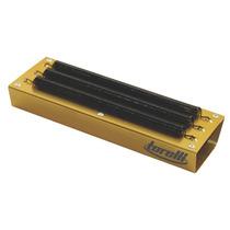 Reco Reco 3 Molas Aluminio Dourado Torelli Tr502
