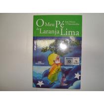 Livro - O Meu Pé De Laranja Lima - José Mauro De Vasconcelos